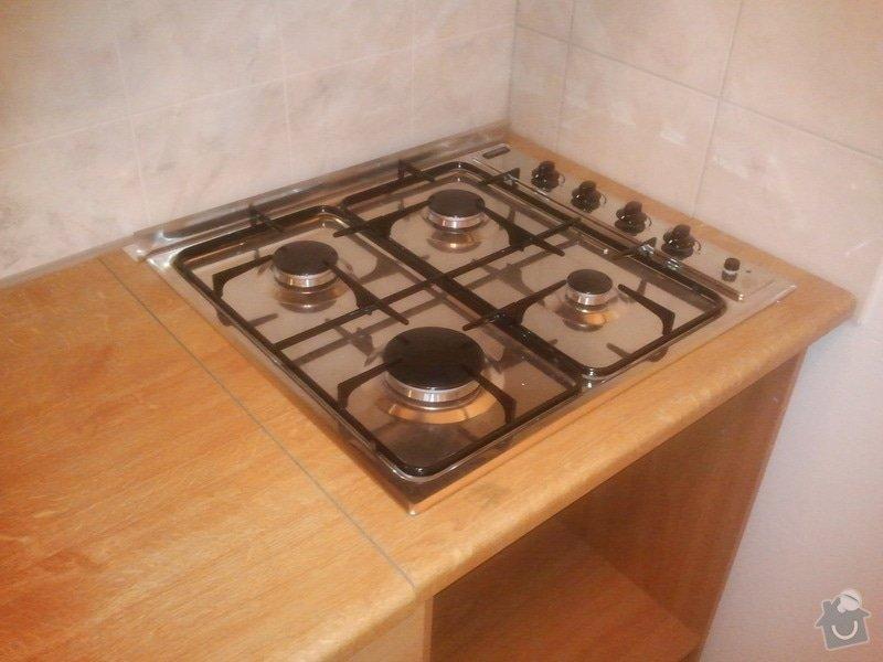 Oprava kuchyně: Fotografie0146