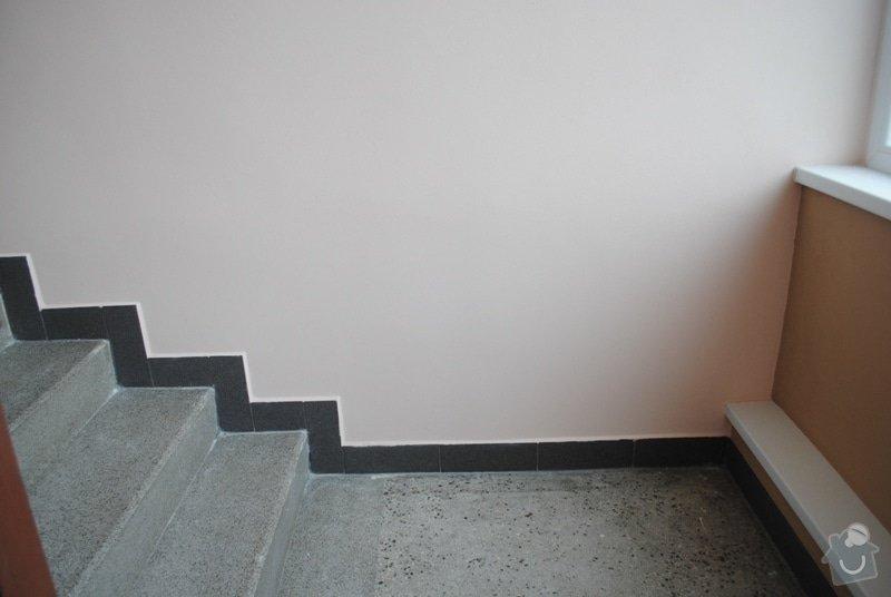 Bytový čtyřpodlažní dům v Braníku - renovace společných prostor (chodby): DSC_0352