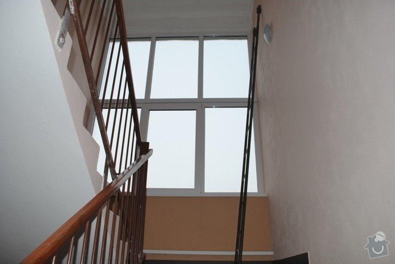 Bytový čtyřpodlažní dům v Braníku - renovace společných prostor (chodby): DSC_0354