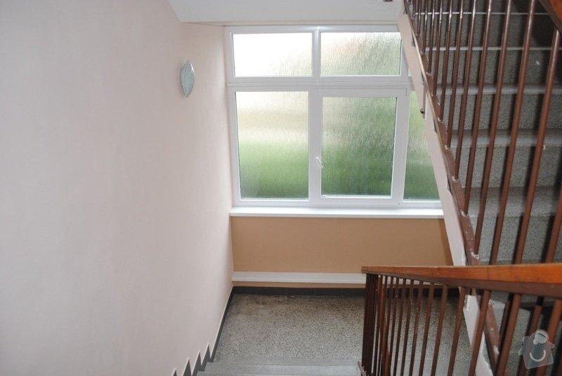 Bytový čtyřpodlažní dům v Braníku - renovace společných prostor (chodby): DSC_0355