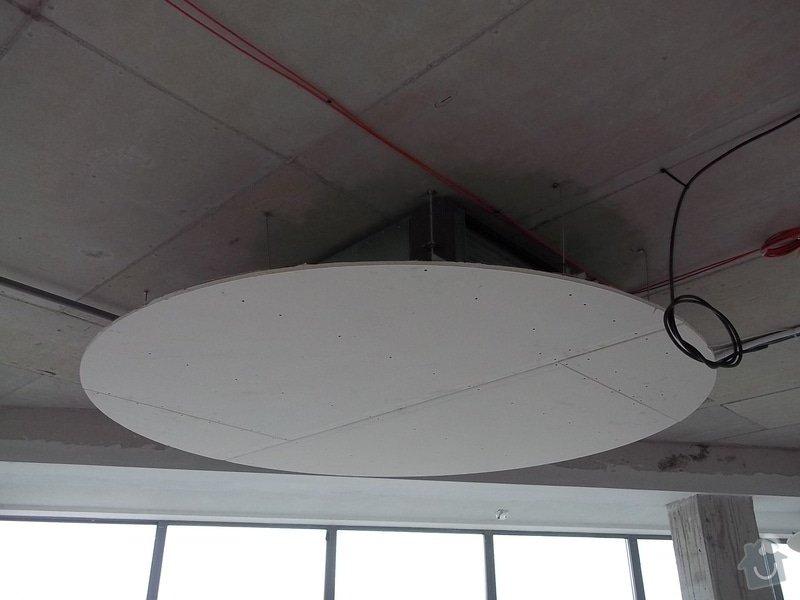 Kruhové podhledy v kanceláři: 104_0736