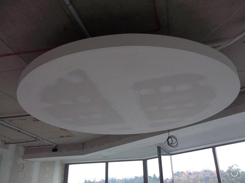Kruhové podhledy v kanceláři: 104_0857
