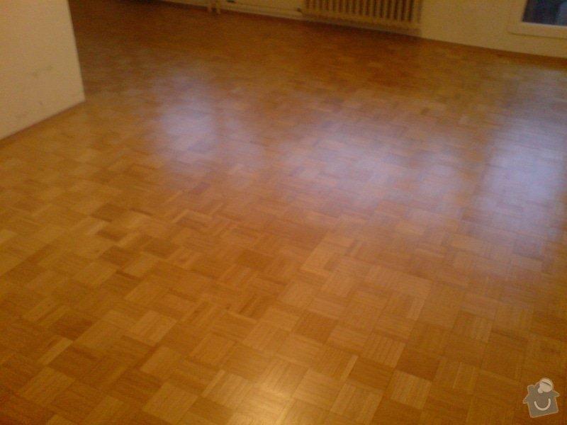 Renovace staré + položení nové dřevěné podlahy: DSC02197