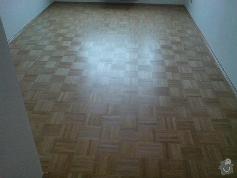 Renovace staré + položení nové dřevěné podlahy: DSC02189
