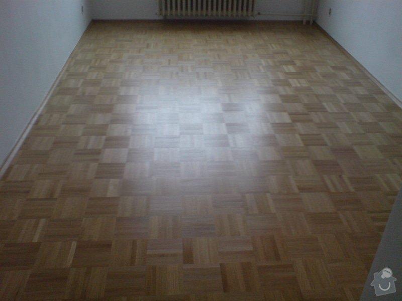 Renovace staré + položení nové dřevěné podlahy: DSC02187