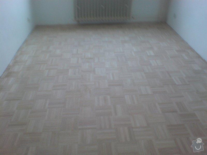 Renovace staré + položení nové dřevěné podlahy: DSC02182