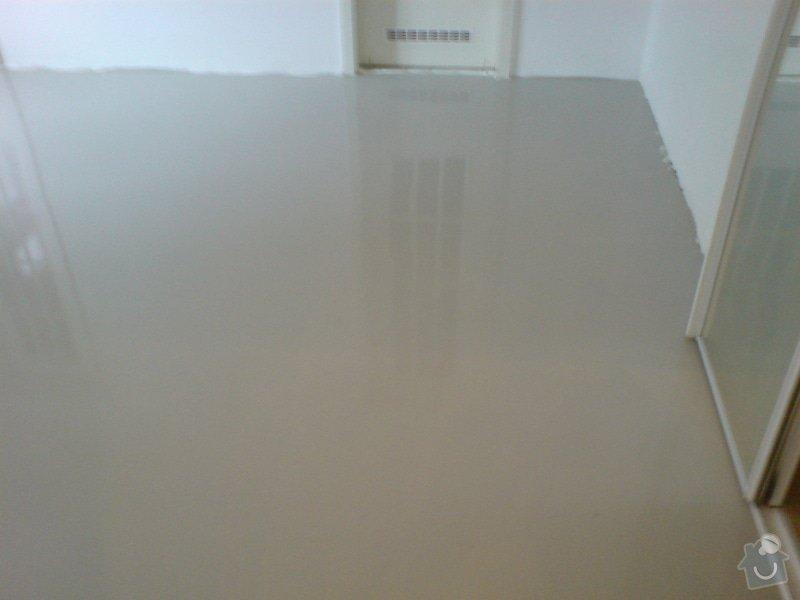 Pokládka laminátové podlahy: DSC02144