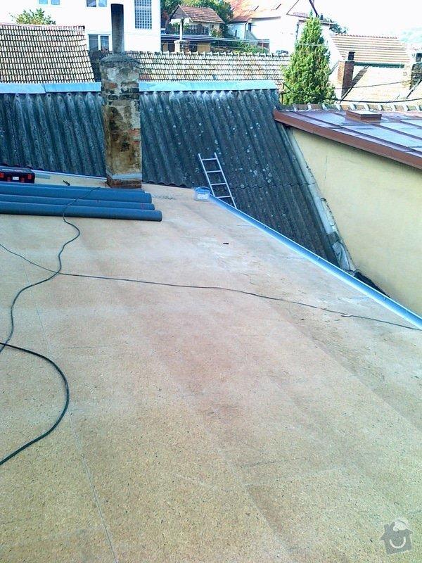 Izolace střechy: 05102011234