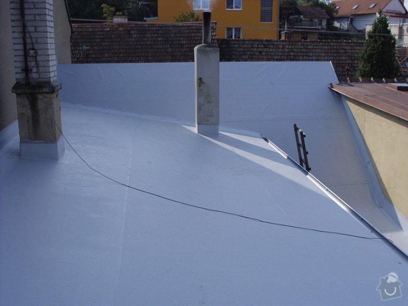 Izolace střechy: IMG_1493