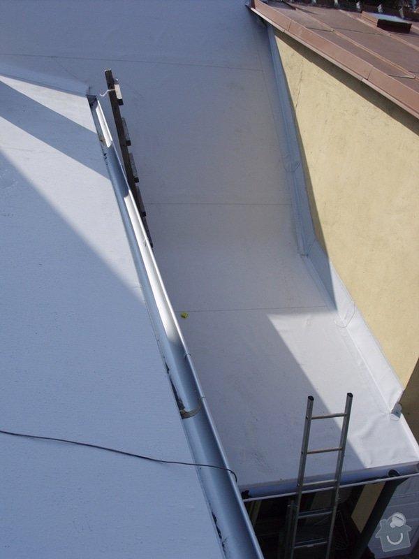 Izolace střechy: IMG_1495