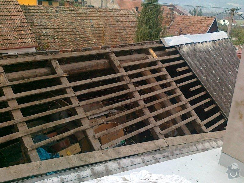 Izolace střechy: 19102011259