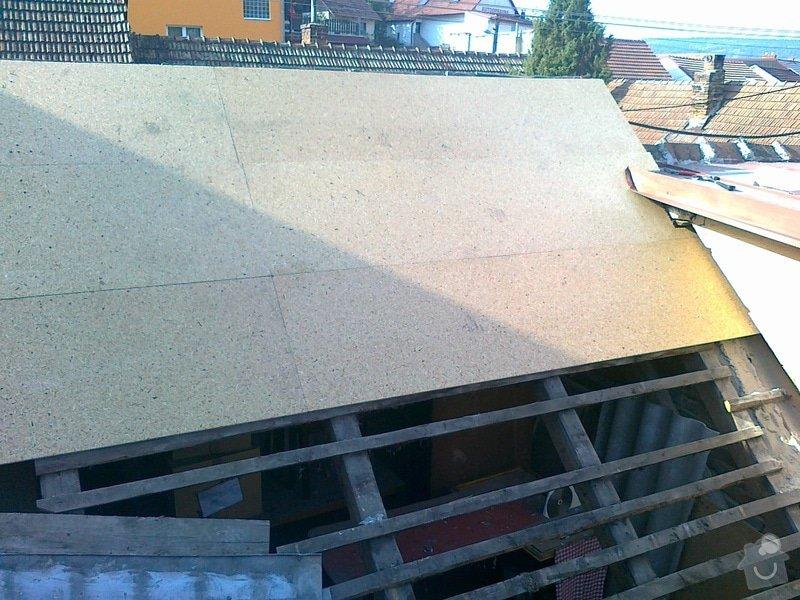 Izolace střechy: 19102011261