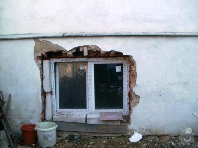 Zednické práce: Okna_2