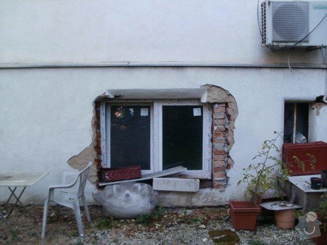 Zednické práce: Okna_3