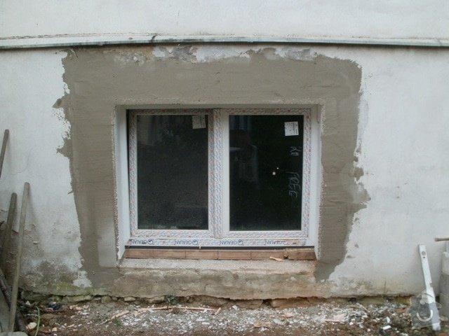 Zednické práce: Okna_4
