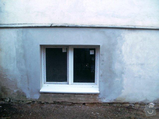 Zednické práce: Okna_11