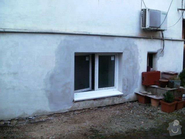 Zednické práce: Okna_12