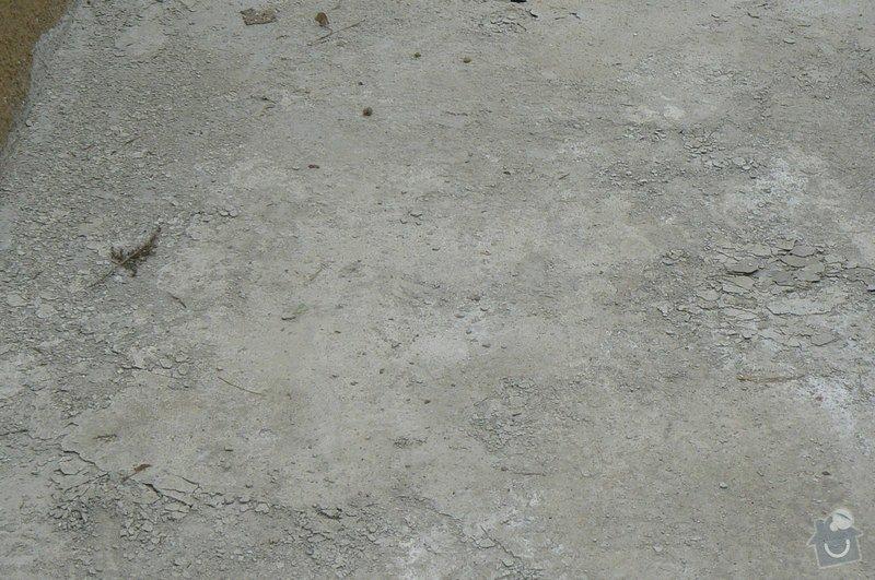 Oprava betonu u dvou venkovních vjezdů a schodiště: 2010_179