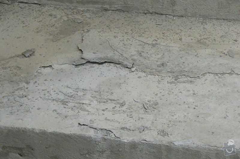 Oprava betonu u dvou venkovních vjezdů a schodiště: 2010_181