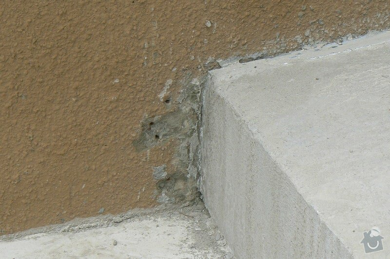Oprava betonu u dvou venkovních vjezdů a schodiště: 2010_186