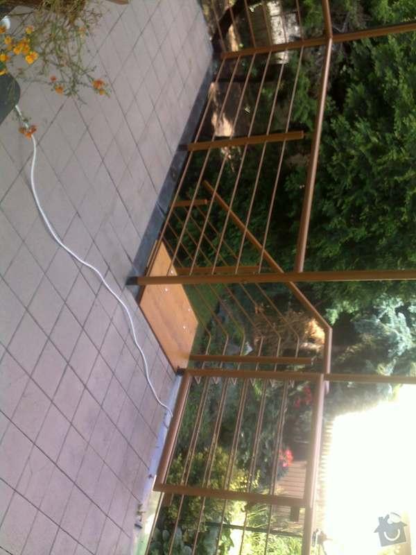 Rekonstrukce schodiště: 14072011620