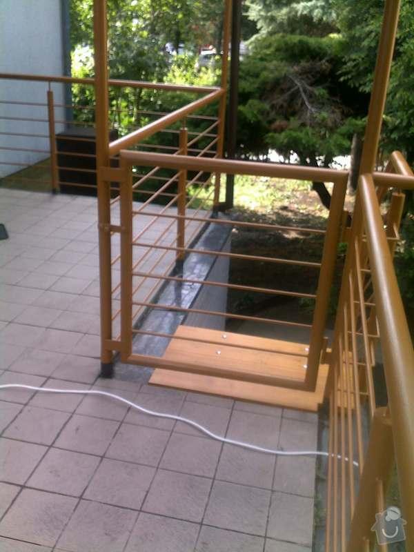 Rekonstrukce schodiště: 14072011622