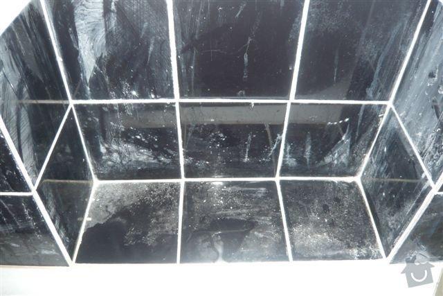 Obklad koupelny a WC: P1020027