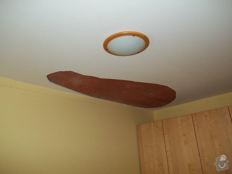 Snížené podhledy a montáž bodového osvětlení: 104_0895