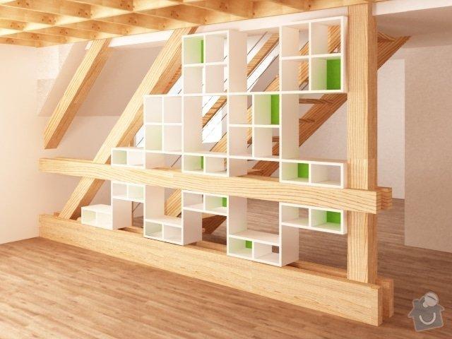 Vestavěná knihovna : knihovna1