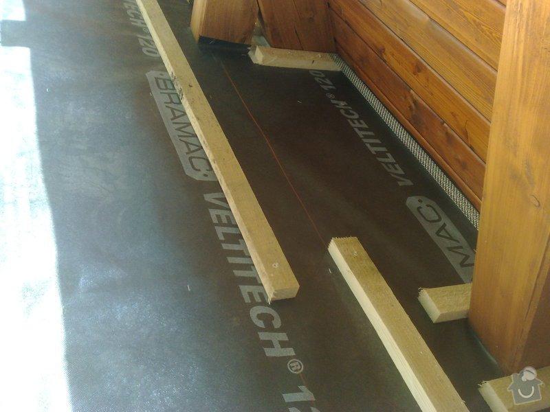 Dřevěný obklad rodinného domu: 110920111134