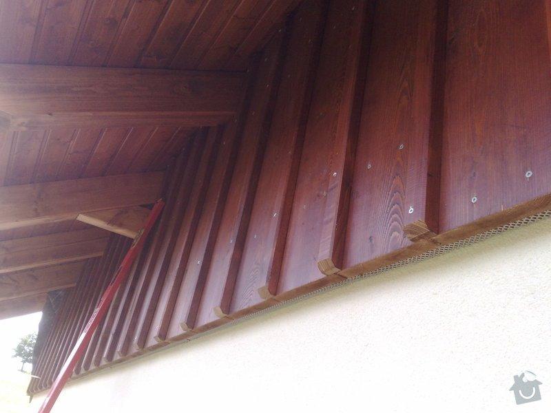 Dřevěný obklad rodinného domu: 120920111144