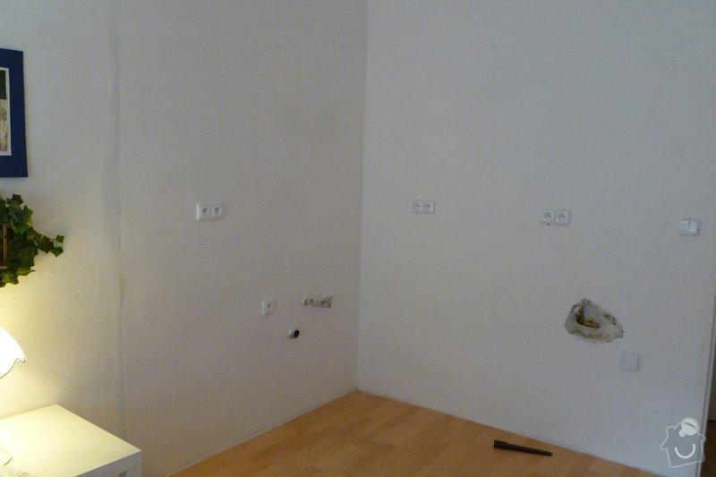 Úprava vody, elektro a zdí pro kuchyňskou linku: instalace_pro_kuch_linku