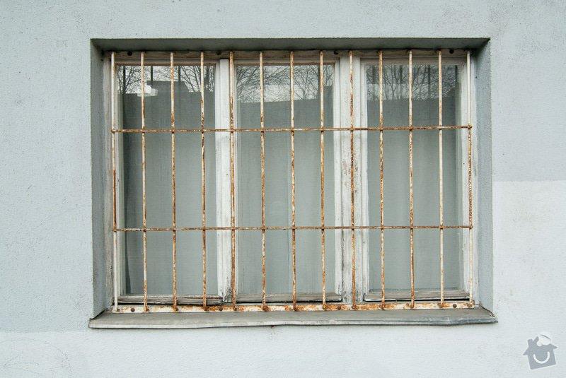 Výměna okna v kanceláři za plastové: _SIN4875