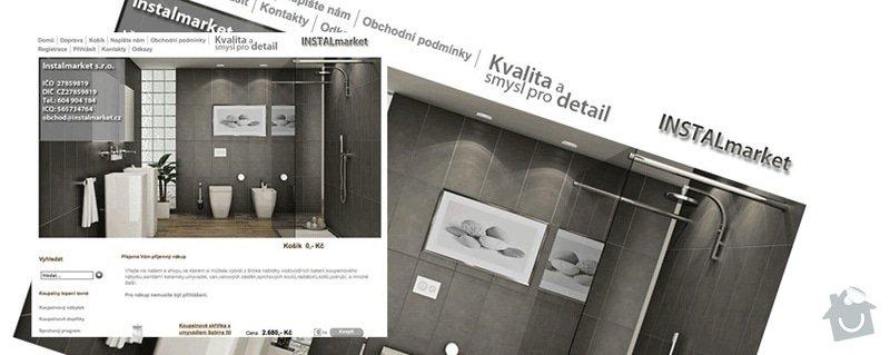 Tvorba E-shopu instalmarket.cz: slide4_cz