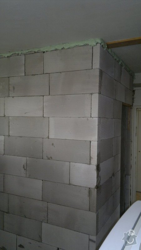Rekonstrukce bytového jadra byt 1+1 Brno: 11042011787