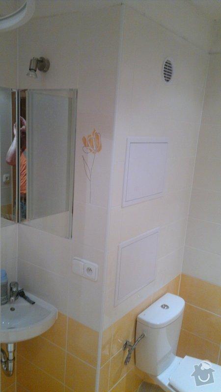 Rekonstrukce bytového jadra byt 1+1 Brno: 21042011821