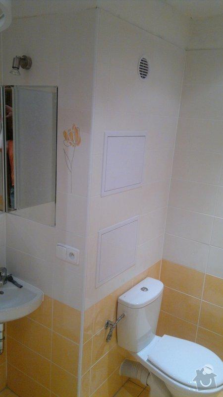 Rekonstrukce bytového jadra byt 1+1 Brno: 21042011822