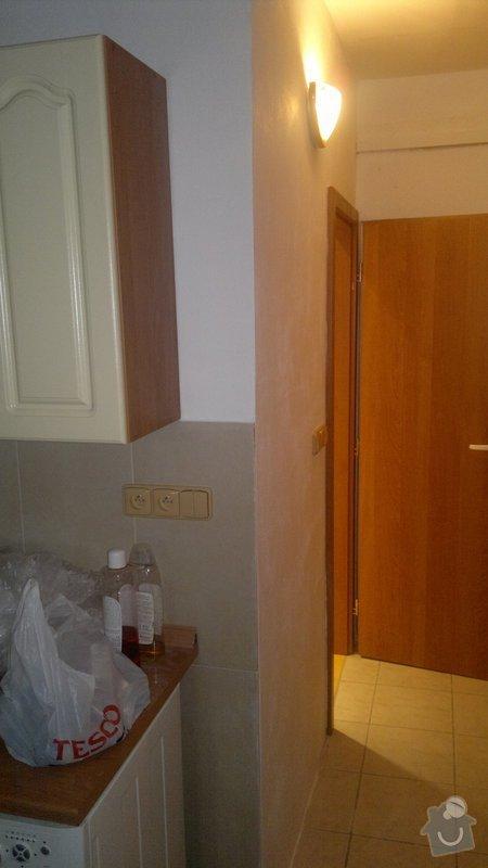 Rekonstrukce bytového jadra byt 1+1 Brno: 21042011829