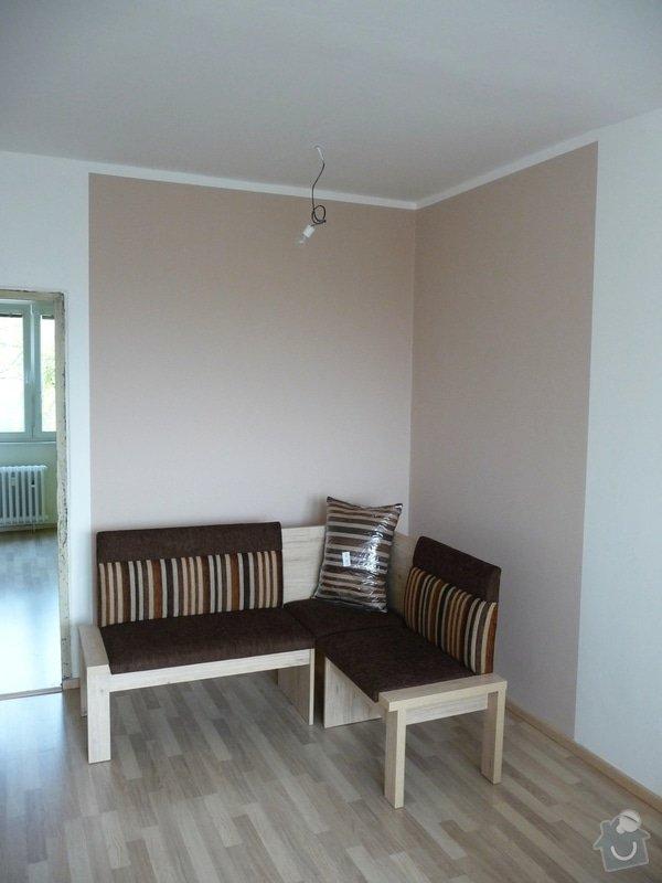 Barevná malba ložnice + jídelní kout: P1050497_u1