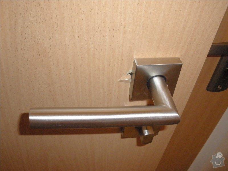 Kuchyňská linka,vestavné skříně,botník,dveře: P4160779