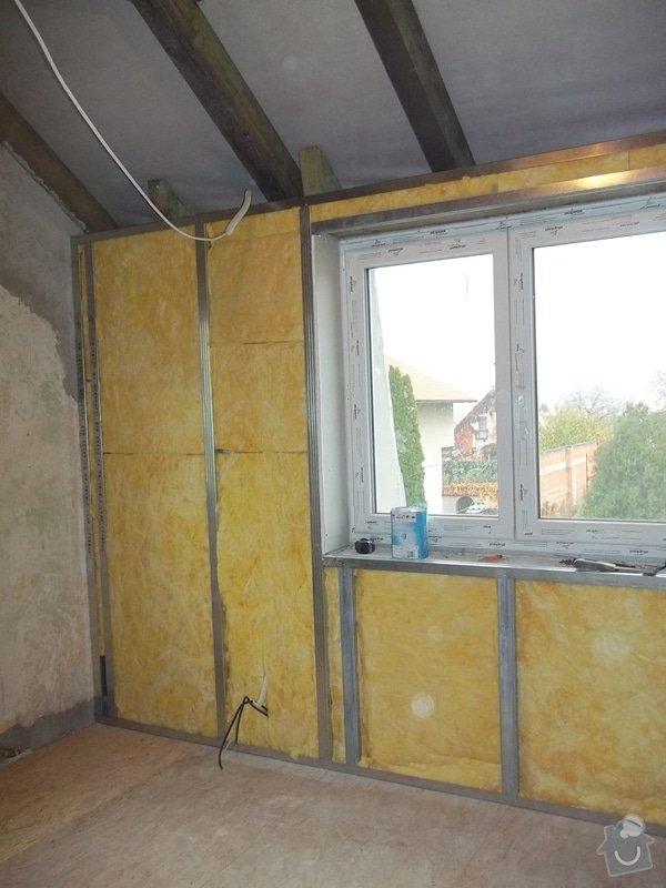 Zvednutí podlahy a zateplení stěny: 104_0942