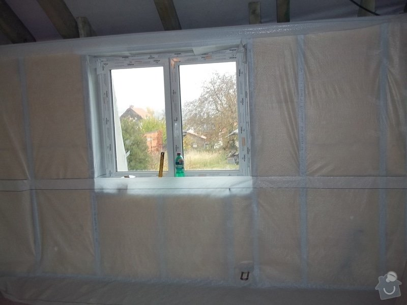 Zvednutí podlahy a zateplení stěny: 104_0939