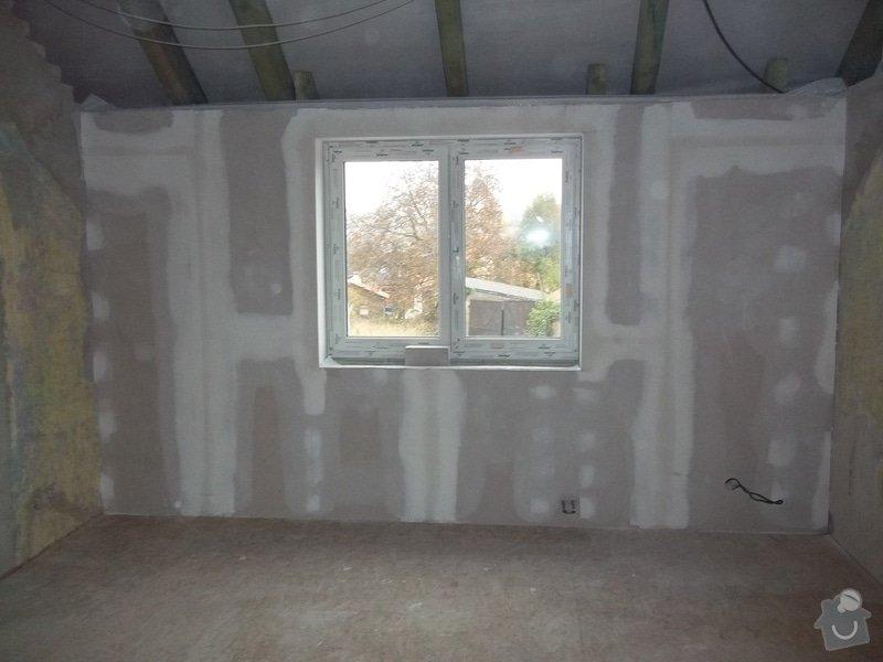 Zvednutí podlahy a zateplení stěny: 104_0953