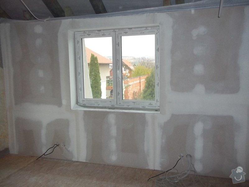 Zvednutí podlahy a zateplení stěny: 104_0956