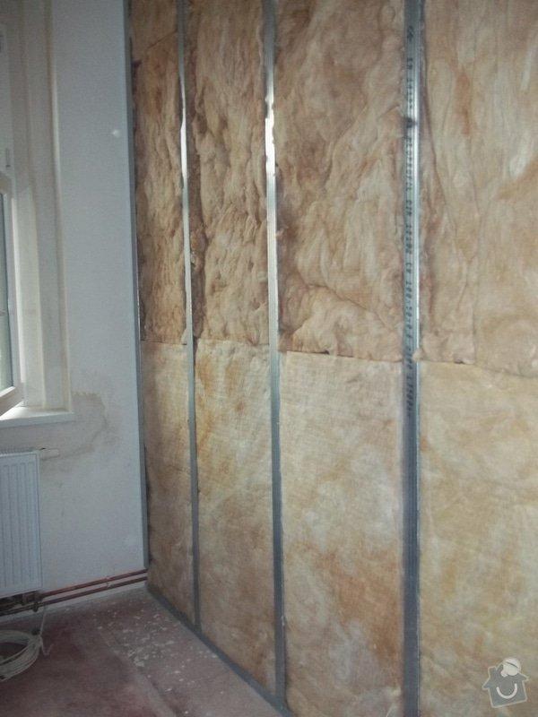 Odhlučnění stěny: 104_0919