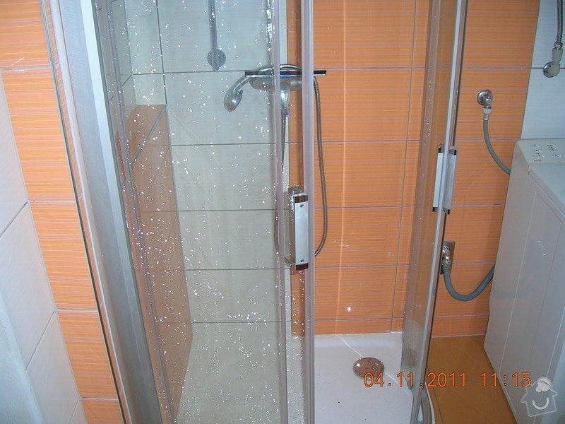 Rekonstrukce koupelny a WC: DSCN4163