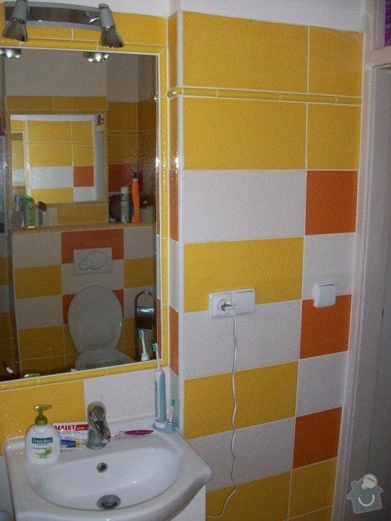 Rekonstrukce koupelny+wc: 100_2626