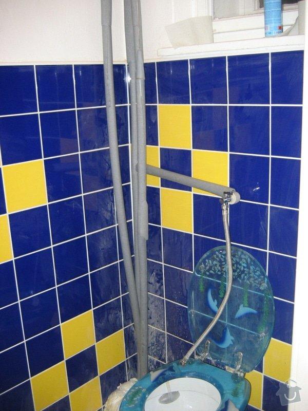 Rekonstrukce koupelny+wc: IMG_2693