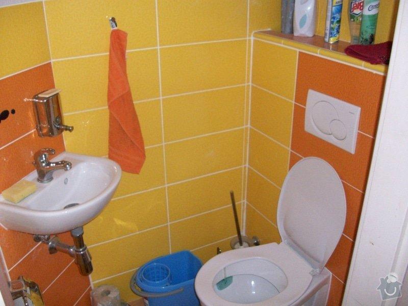 Rekonstrukce koupelny+wc: 100_2631