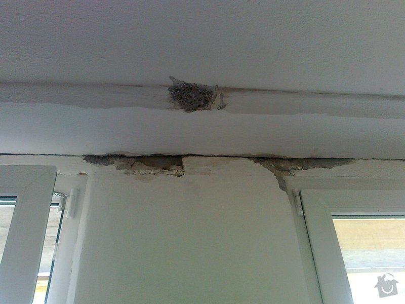 Částečná rekonstrukce obývacího pokoje: 001